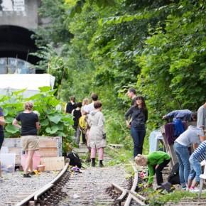 Herbestemming van stedelijke spoorlijnen