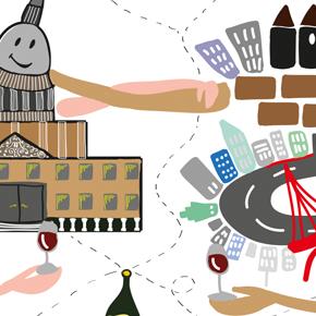 Stedenbouw en erfgoed, meer dan een flirt