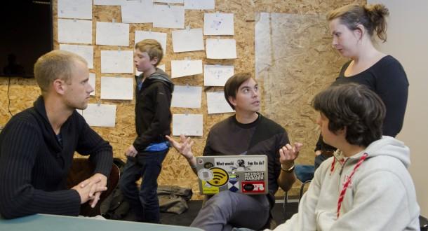 A Lab, Amsterdam Urban Innovation Week 2013. Foto: Flickr