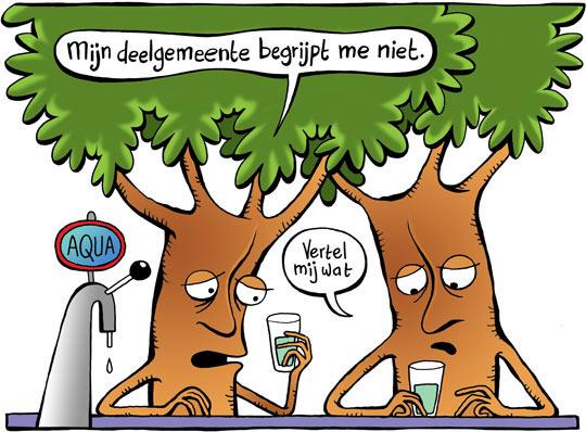 'Bomenbar', beeld: Sandra de Haan. www.sandradehaan.nl