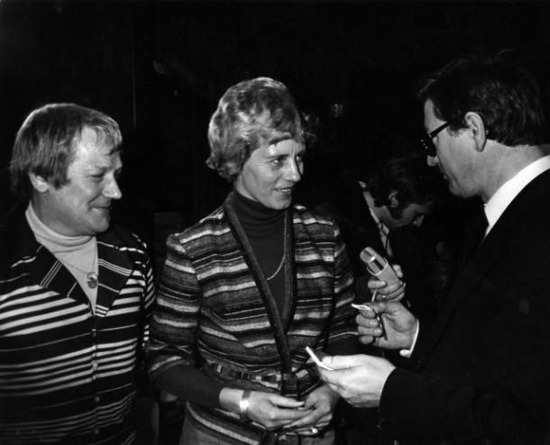 De eerste bewoners van Almere. Foto: Stadsarchief Almere, 1976