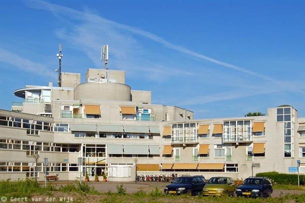 Verzorgingscentrum De Overloop. Foto: Geert van der Wijk