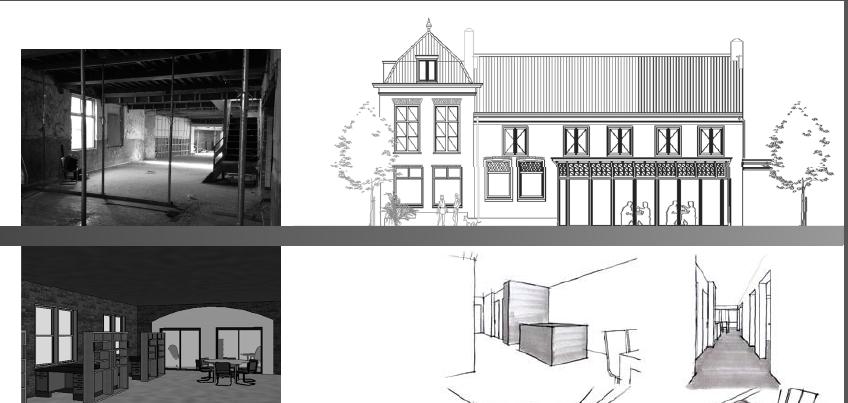 Ontwerp Serdar Kilic, Hogeschool van Amsterdam