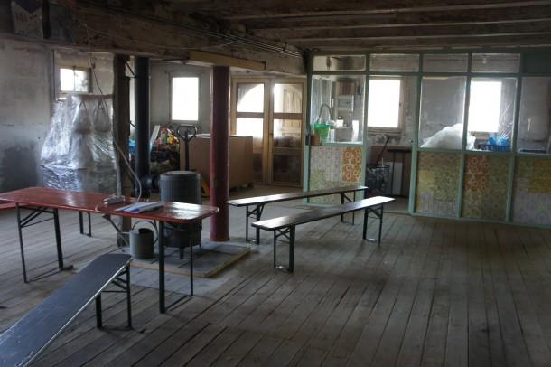 Een verhuurbare ruimte in de SodaFabriek Schiedam