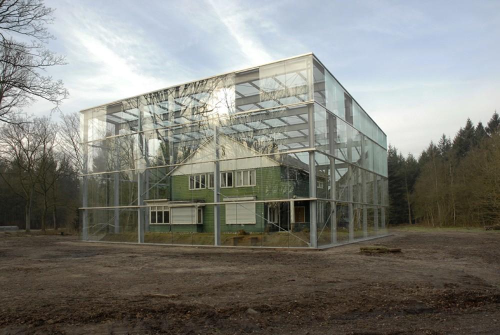 Opzichterswoning Westerbork