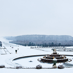 Versailles' toerismeparadox