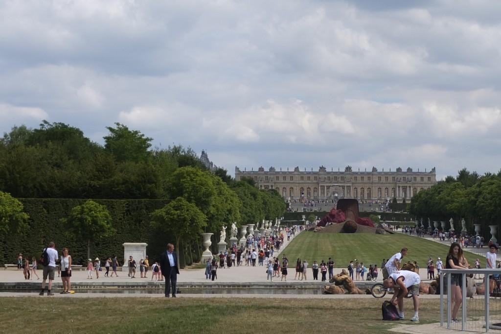Versailles_zomer