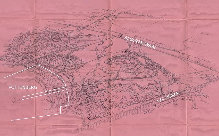 Groenplan West, bron: archief Vallen-Taken