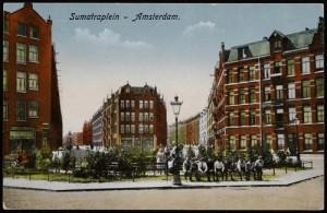 Sumatraplein-Amsterdam
