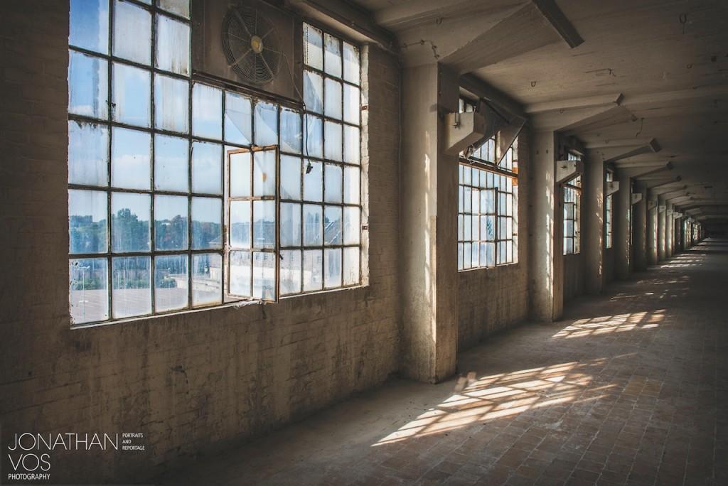 Sphinx-fabriek. Foto: Jonathan Vos