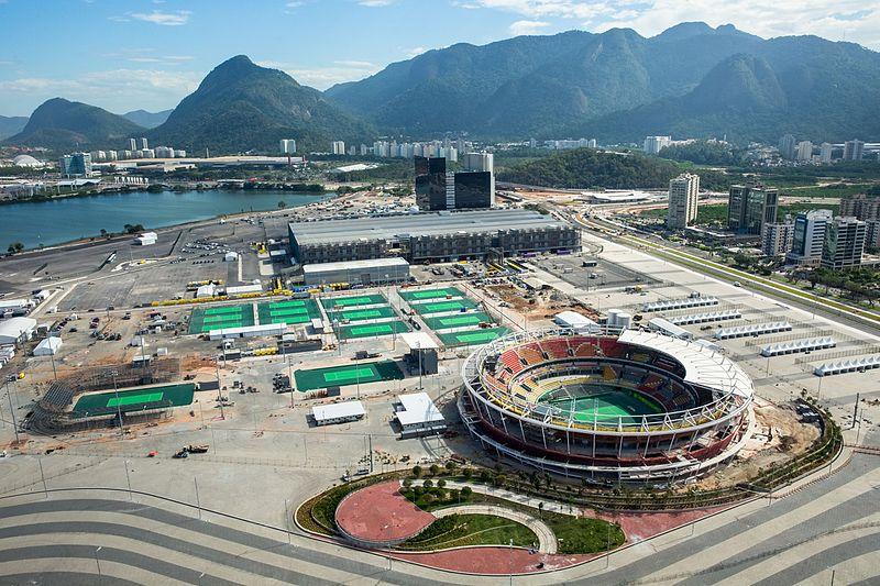 Barra Olympic Park (Parque Olympico Barra)
