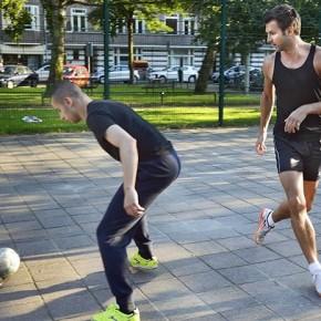 Straatvoetbal als erfgoed