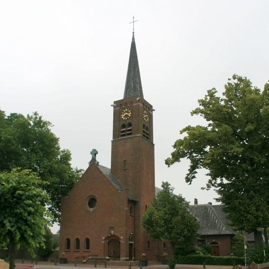 St. Adrianuskerk, Esbeek