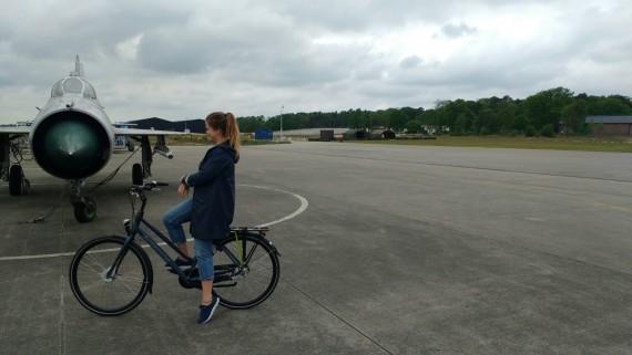bezoek aan Park Vliegbasis Soesterberg, Week van het Lege gebouw 2017 Soesterberg
